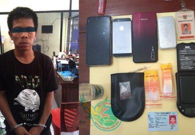 Edar Shabu, Oknum ASN Kecamatan di Lubuklinggau Dibekuk Polisi