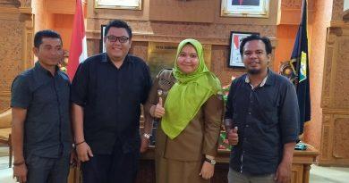 Bupati Muaro Jambi Dukung SMSI dan Berharap Bantu Kontrol Pembangunan