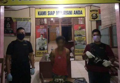Hitungan Jam, Polisi Berhasil Ringkus Begal di Muara Lakitan