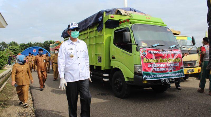 130.436 Paket Sembako Disiapkan untuk Penanggulangan Dampak Covid-19